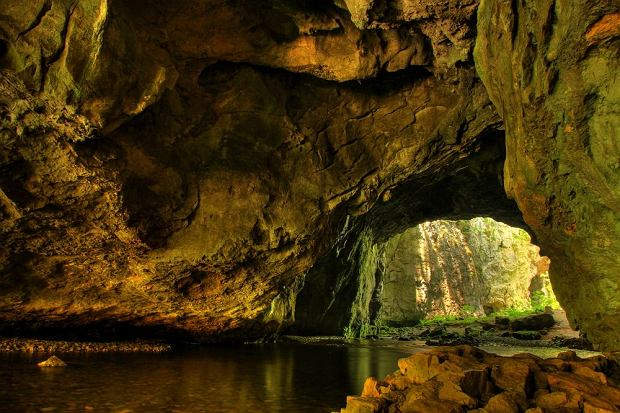 Słowenia - Jaskinie Szkocjańskie / shutterstock