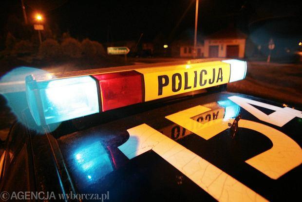 Czy policjanci, poszukuj�c �ci�tego krzy�a, naruszyli prawo? Zbada to s�d