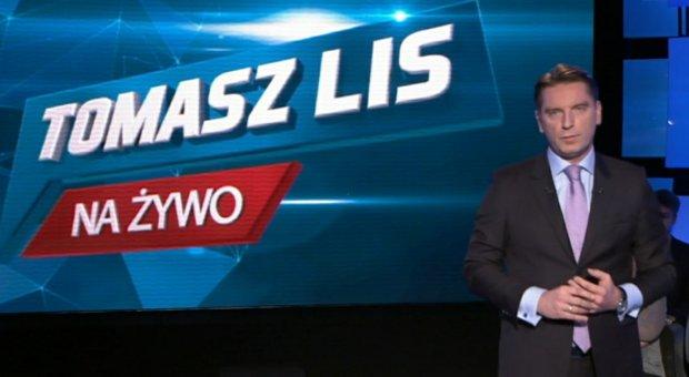 Tomasz Lis na �ywo