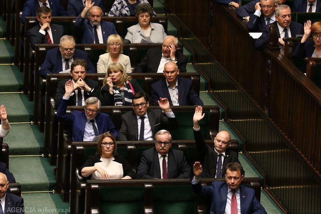 62 Posiedzenie Sejmu VIII Kadencji