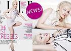 """Kylie Minogue jako blond wamp w brytyjskim """"ELLE"""" - wygl�da korzystnie? [ZDJ�CIA]"""