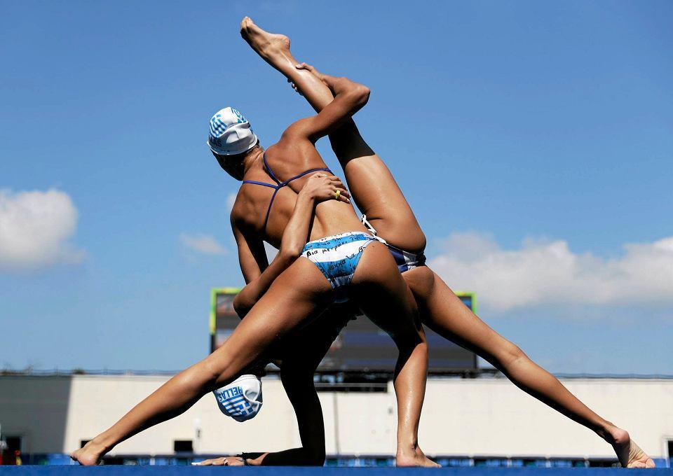 Zdjęcie numer 0 w galerii - Rio 2016. Wszystko gotowe. Sportowcy trenują, a fotografowie szaleją. Wspaniałe [ZDJĘCIA]