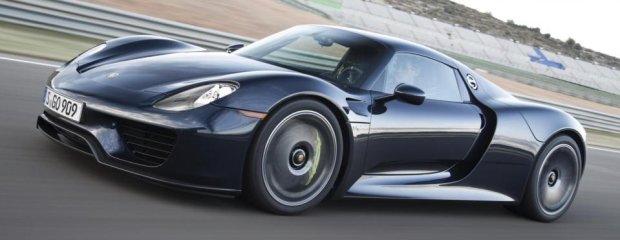 Galeria tygodnia | Porsche 918 Spyder