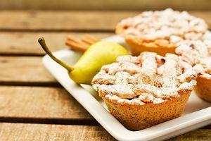 Ciasto gruszkowo-imbirowe