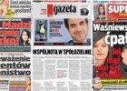 """""""Matka ma�ej Madzi mia�a drugie dziecko!"""". Rekordowe wydania polskich gazet"""