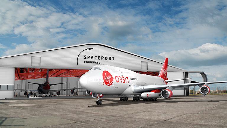 Port Kosmiczny Virgin Orbit