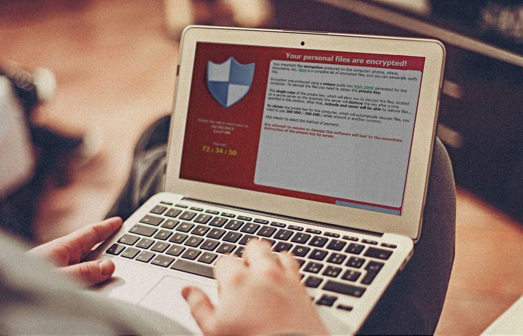 Ransomware przynosi fortunę twórcom