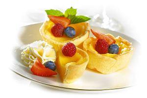 Ciastka z lemon curd