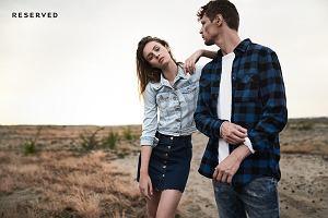 Dżins w nowej kolekcji Reserved: zobacz jakie dżinsy oraz inne elementy garderoby w niej znajdziesz