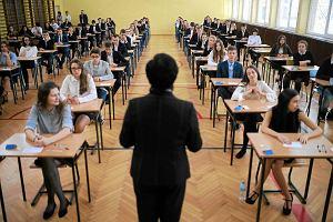 Egzamin gimnazjalny 2017. Matematyk: trudniej do niego przygotować niż do matury