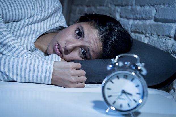 Insomnia - jedna z chorób cywilizacyjnych