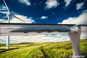 Hyperloop może zrewolucjonizować transport