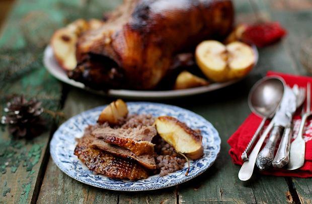 Gęś pieczona - przepis na udany świąteczny obiad