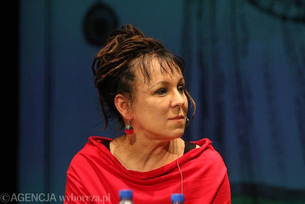"""Olga Tokarczuk laureatką szwedzkiej nagrody literackiej. """"Czuję się, jakbym dostała Nobla"""""""