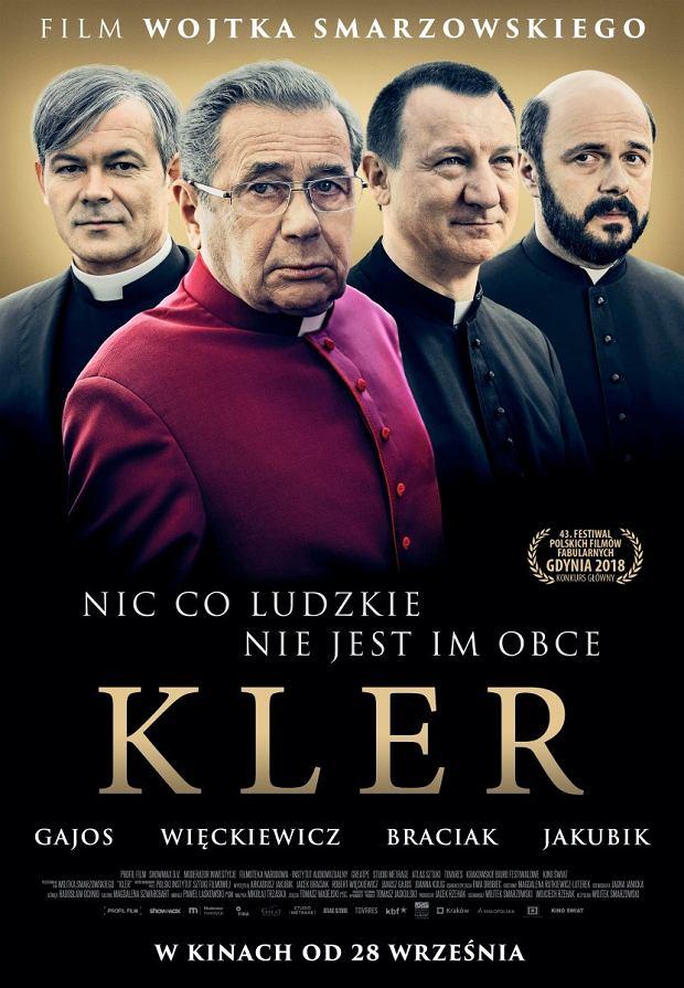Plakat filmu 'Kler'