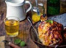 Golonka w piwie imbirowym z dżemem pomarańczowym - ugotuj