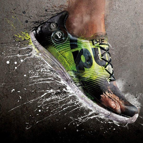 5b405242 Reebok ZPump Fusion: buty do biegania, które dopasowują się do stopy