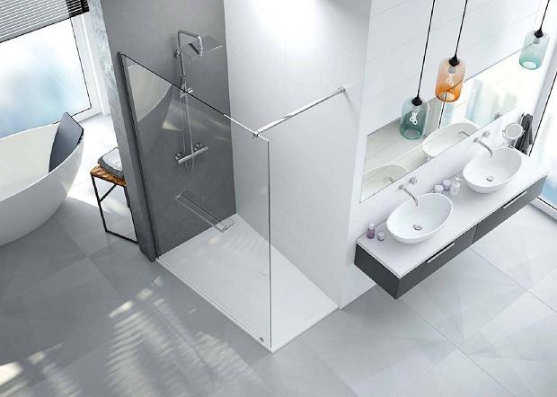 Najnowsze trendy w wystroju łazienki