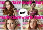 "Lupita Nyong'o, Emilia Clarke, Kate Mara i Elle Fanning jako ""nowe twarze Hollywood"" w sesji dla ""Marie Claire"" [ZDJ�CIA]"