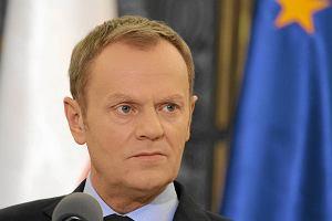 Tusk spotka� si� z ministrami ws. Ukrainy. Przedstawi informacj� w Sejmie