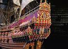 """Galeon """"Vasa"""" - jego pierwszy i ostatni rejs. Dlaczego poszed� na dno?"""