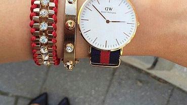 zegarek daniel wellington, pinterest