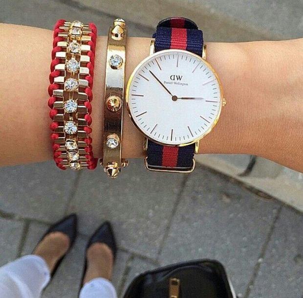 d03fd19b3c7db Ten zegarek to hit Instagrama. Teraz kupisz zegarki Daniel Wellington dla  niej i dla niego