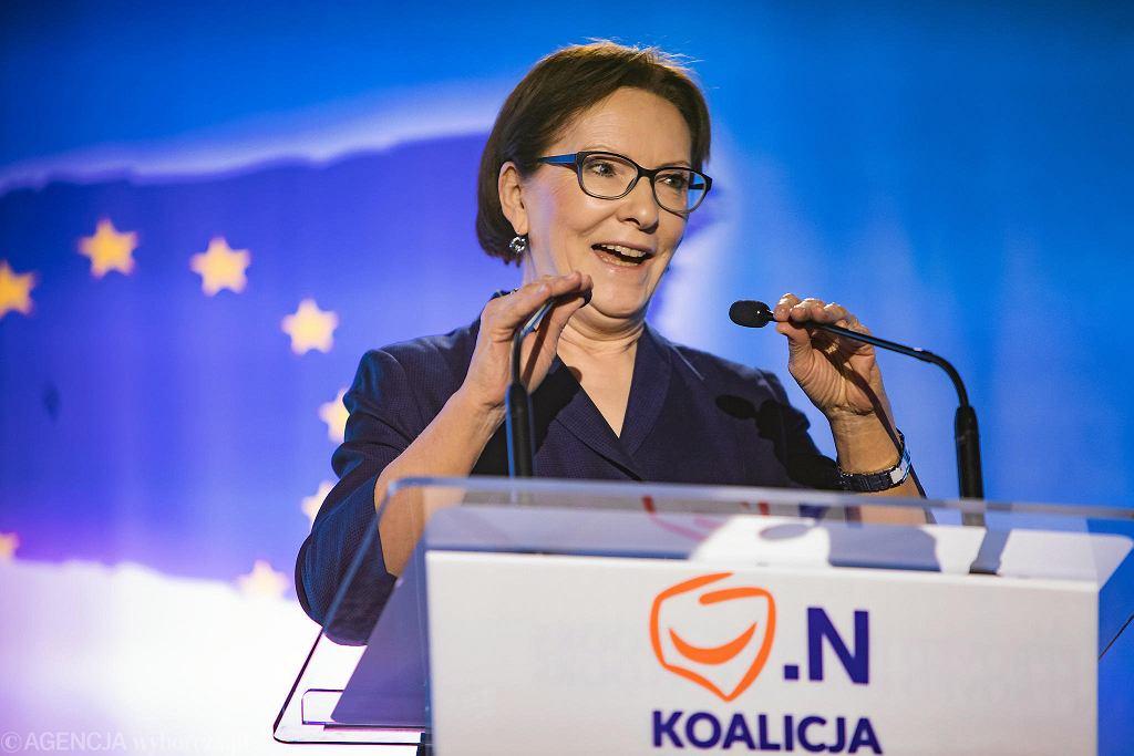 Regionalna konwencja Koalicji Obywatelskiej w Poznaniu