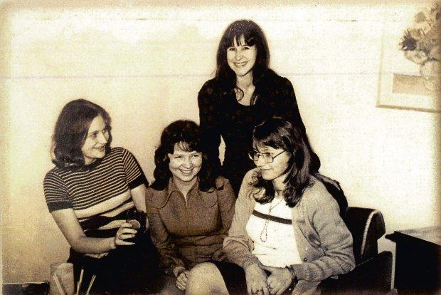 Cztery kobiety, 45 lat przyja�ni i co roku jedno wsp�lne zdj�cie