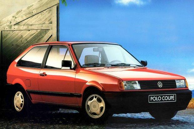 Volkswagen Polo II po lifcie