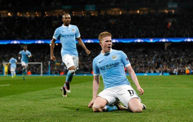 0e79d5a83 Liga Mistrzów. Manchester City w półfinale Ligi Mistrzów! Piłka ...