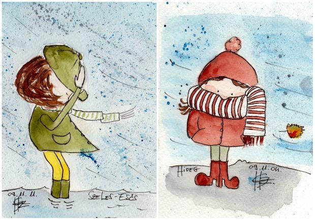 Jesienią i zimą łatwiej o przeziębienia