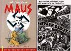 """Media: W Rosji z ksi�gar� znika komiks """"Maus"""". Bo ma swastyk� na ok�adce"""