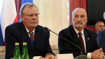 Wacław Berczyński, szef komisji badającej katastrofę smoleńską