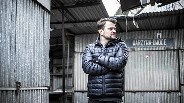 Tomasz Knittel, reżyser filmu 'Universam Grochów'