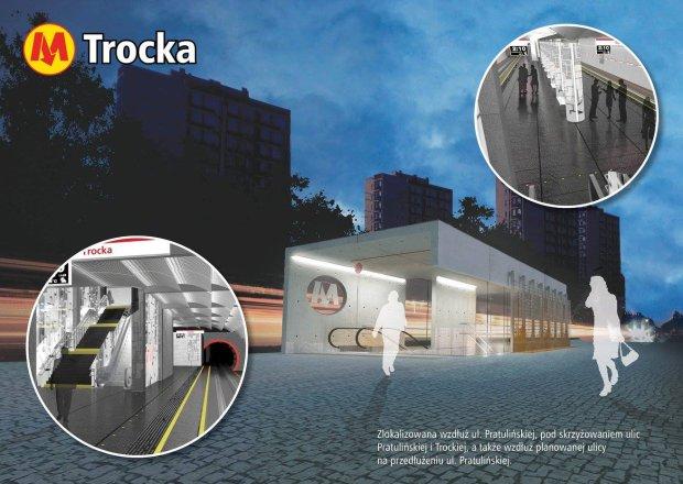 Stacja Trocka