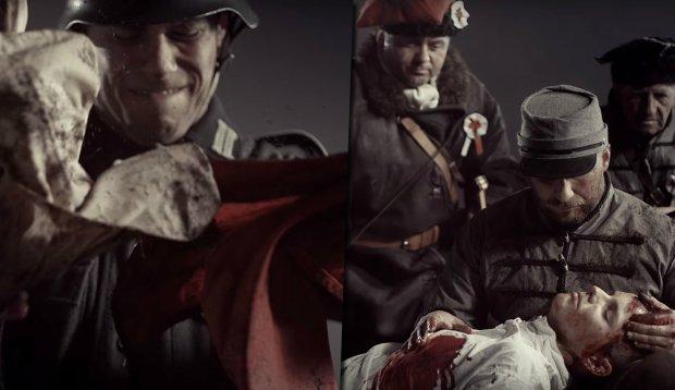 TVP przygotowa�a specjalny spot na Dzie� Flagi. S� bitwy, z�y Niemiec i krew. Zbyt patetycznie?