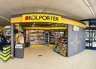 Salonik Kolporter w sklepie sieci Lidl