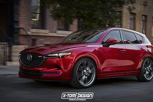 Mazda | Ostrzejsza wersja CX-5