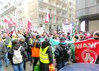 Przez Warszaw� przesz�a manifestacja os�b g�uchych