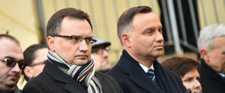 Krakowscy sędziowie o Trybunale Stanu dla Dudy. Jest też długa lista zarzutów pod adresem Ziobry