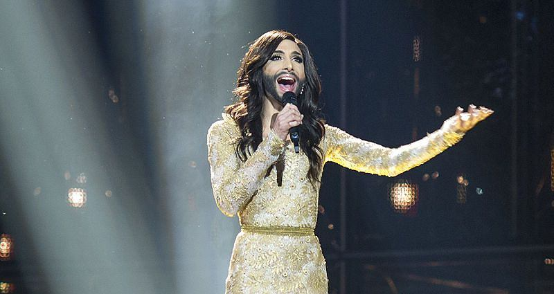Conchita Wurst, 2014, konkurs Eurowizji
