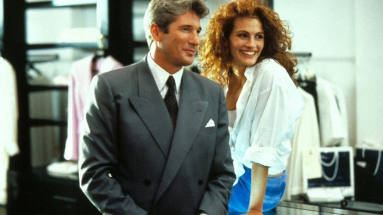 Kadr z filmu 'Pretty Woman'