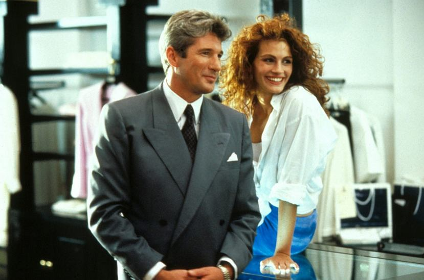 Kadr z filmu 'Pretty Woman'