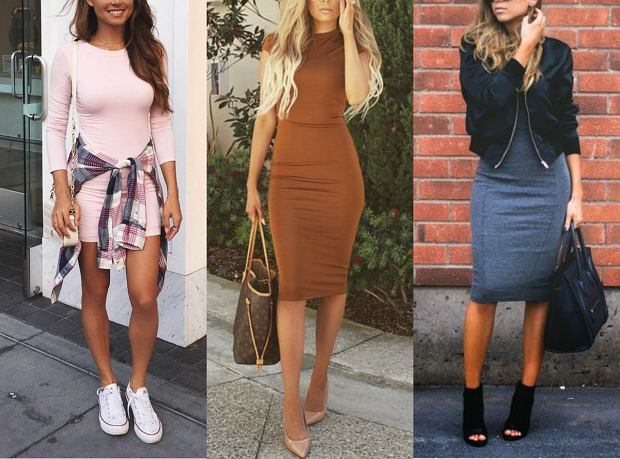 Obcisła sukienka bodycon - jaką wybrać?