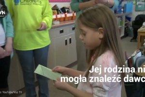 Nauczycielka dowiedziała się, że jej uczennica potrzebuje przeszczepu. Zrobiła dla niej niewiarygodną rzecz