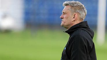 Trener Dariusz Fornalak