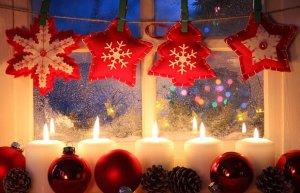 Ozdoby świąteczne, boże narodzenie, zrób to sam