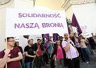 """Dlaczego """"Solidarno��"""" nie wspar�a piel�gniarek? Piotr Duda: Bronimy swoich cz�onk�w. Nie jeste�my instytucj� charytatywn�"""
