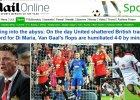 """""""Daily Mail"""" po meczu United"""